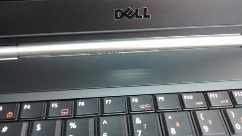 notbook dell 5420 i5/4gb/ 500 hd/ bateria segurando carga.