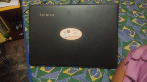 notbook lenevo intel core i3 7 meses de uso