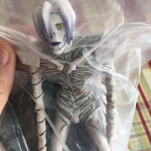 note figura death