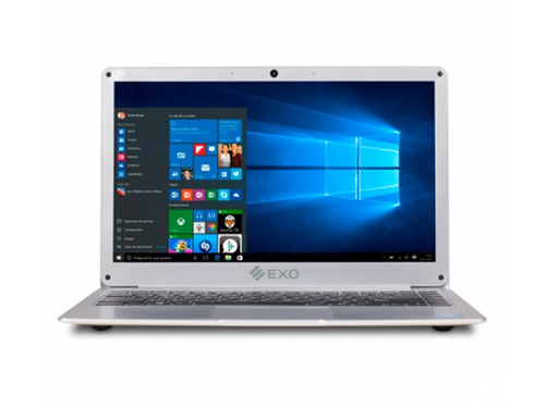 notebook 13.3  full hd intel celeron 4gb+32gb w10 exo