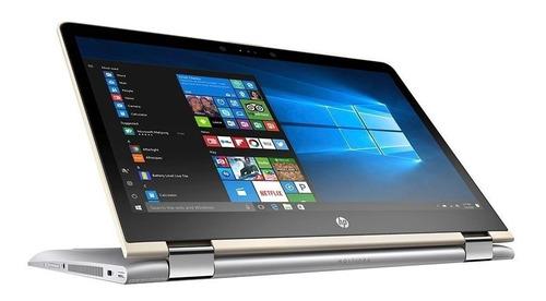notebook 2 en 1 hp x360 14-ba009la 4gb pentium touch win 10