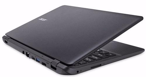 notebook acer 11.6, intel celeron, 2gb, 250gb (como nuevo)