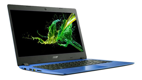 notebook acer 14' pentium4gb ram 128ssd +sinsistemaoperativo