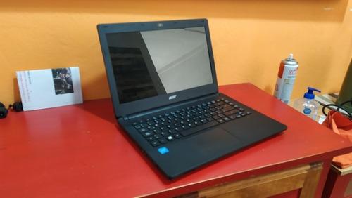 notebook acer 14  poco uso
