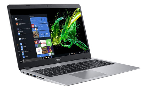 notebook acer  15'6  +intel core i7 + 12gb ram +256 ssd