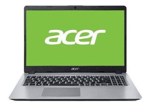notebook acer  15'6  +intel core i7 + 4gb ram +256 ssd