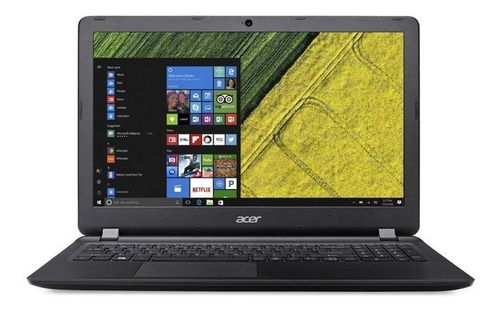 notebook acer 15,6  intel dual core- 4gb - hd 500gb - win 10
