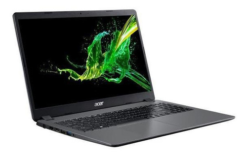 notebook acer 15.6p i3-6006 4gb hd 1tb w10