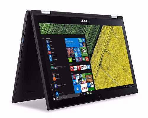 notebook acer 2 em 1 spin 3 core i7 20gb 1tb 15.6 touch fhd