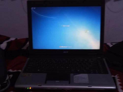 notebook acer 5050 - para retirada de peças