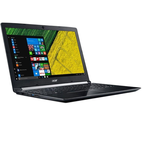 notebook acer a515-51-55qd tela 15,6  1tb windows 10