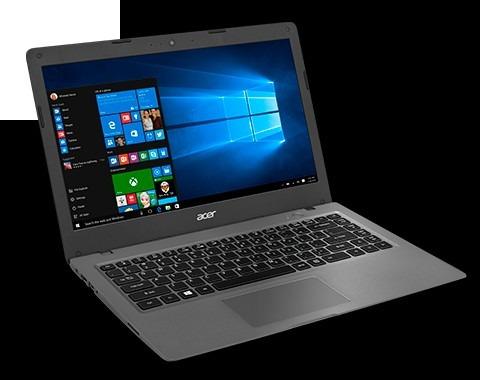 notebook acer ao1-431 c8g8 2gb ram 64gb celeron 14 polegadas