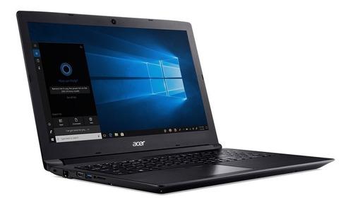 notebook acer aspire 3 a315-33-c39f intel® celeron® 4gb ram