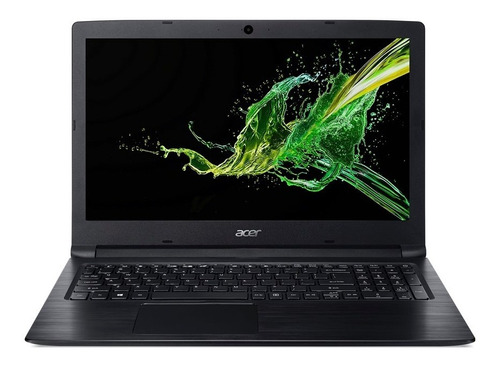 notebook acer aspire 3 a315-53-365q intel® core i3-8130u 4g