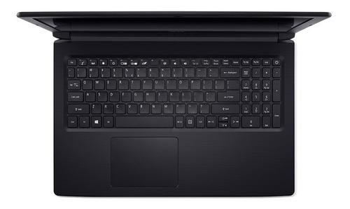 notebook acer aspire 3 a315-53-55dd intel® core i5-7200u 4g