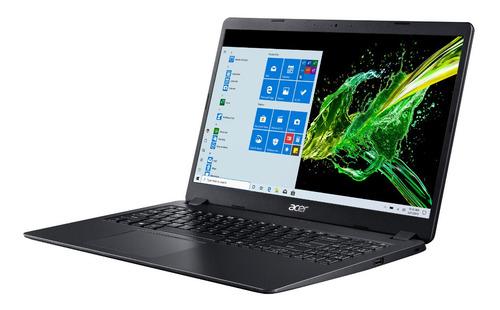notebook  acer aspire 3  ryzen 5 +15'6 + 16gb ram +256 ssd