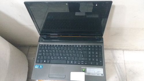 notebook acer aspire core