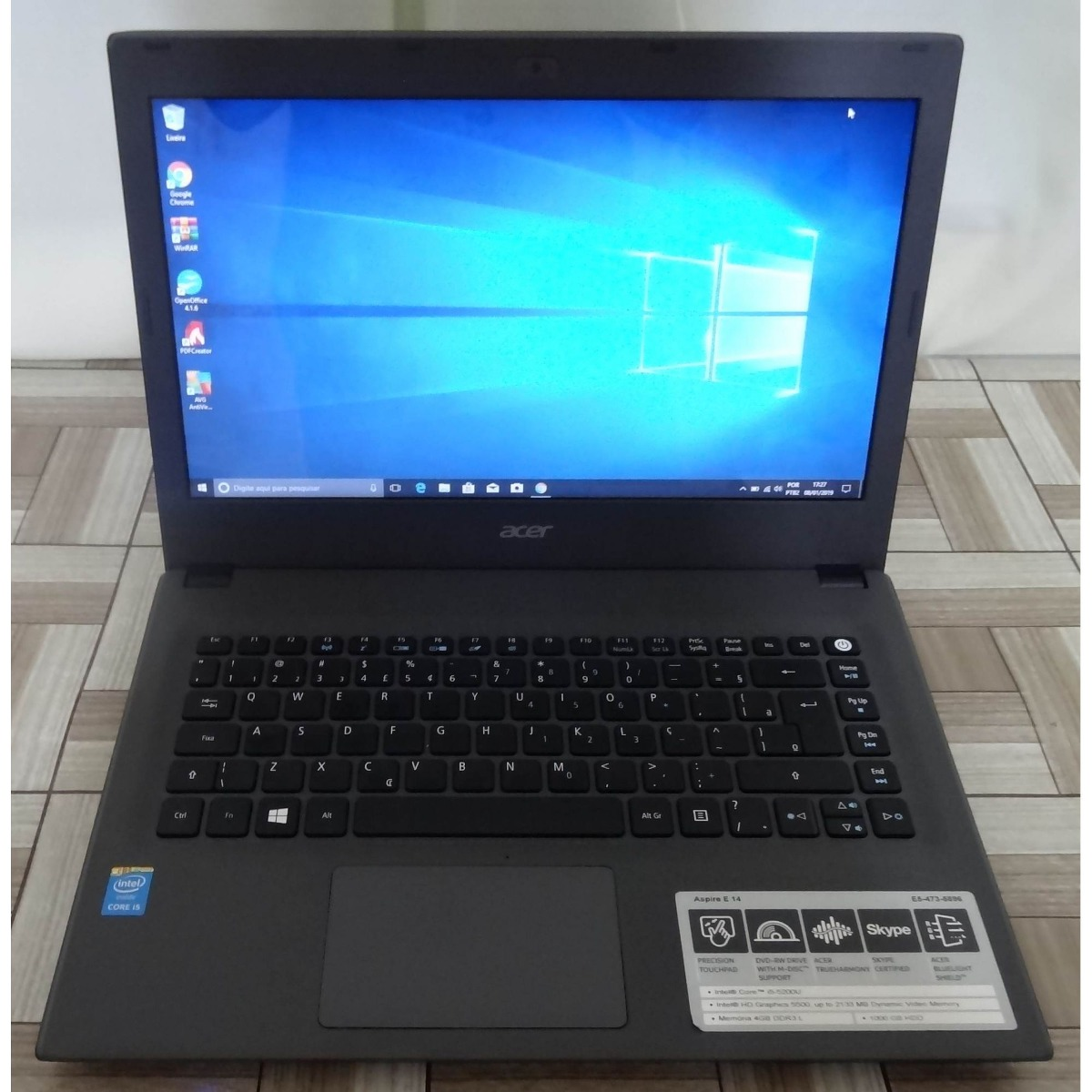 DOWNLOAD DRIVERS: ACER ASPIRE E5-473 INTEL GRAPHICS
