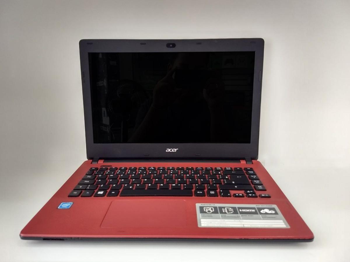 9db9f636b5de0 Notebook Acer Aspire Es1-431 32gb 4gb De Mem - Reembalado - R  1.649 ...