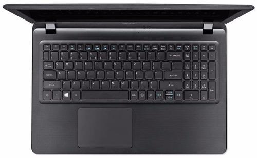 notebook acer aspire es1-572-31 core i3-6100u 4gb 1tb 15.6