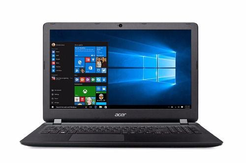 notebook acer aspire es1-572-33 core i3 4gb 1tb s/ juros c