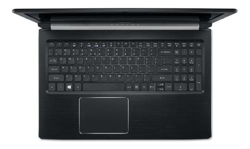 notebook acer aspire intel core i5-8250u quad-core 8 gb ram 256 gb ssd windows 10 15.6 full hd