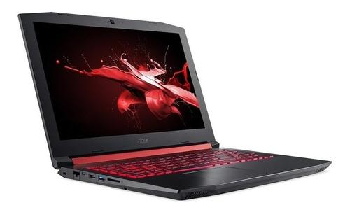 notebook acer aspire nitro 5 an515-51-71a7 core i7 8gb ssd 128gb hd 1tb nvidia geforce gtx 1050 4gb 15.6 fhd endless os