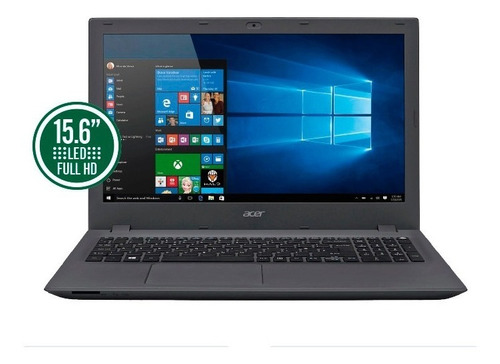 notebook acer aspire nuevo v15 i7 8gb 1tb 15.6 netpc
