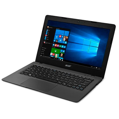 notebook acer aspire one cloudbook ao1-131-c7dw 11.6 polegad