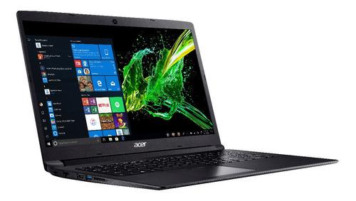 notebook acer aspire3 15'6 +  amd  a9  +8 gb  ram +500  gb