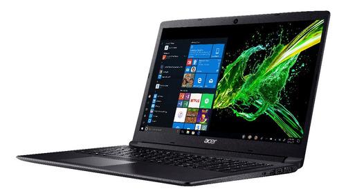 notebook acer aspire3 15'6 +  amd ryzen 5  +4 gb  ram +1 tb