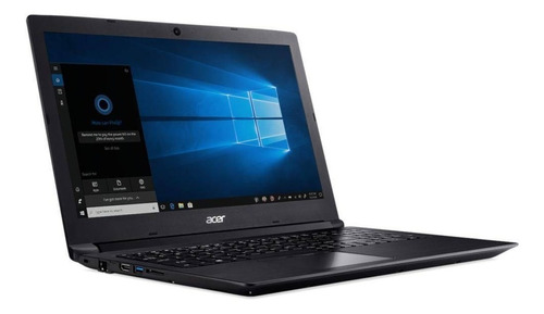 notebook acer core a315-33-c39f intel celeron dual core