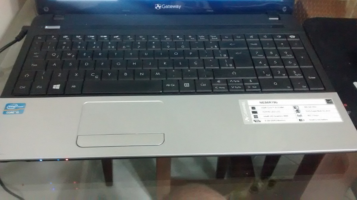 7485d00c2 Notebook Acer Core I5 Tela 15