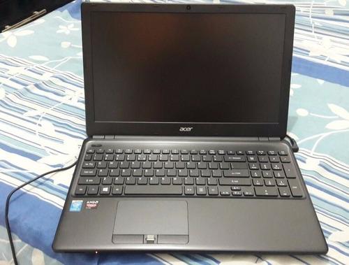 notebook acer core i7 8 gb de memória, placa de vídeo radeon