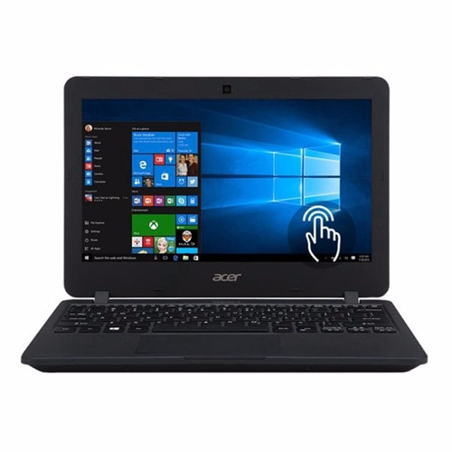 notebook acer dual-core 11.6 touch 4gb mmc 32gb windows 10