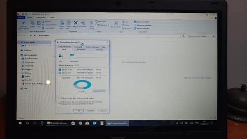 notebook acer e1-470p touch screen