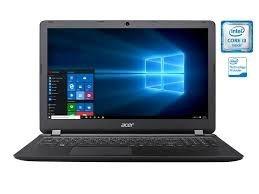 notebook acer es1-533-c76f celeron qcn3450 4gb dvd 15 500gb