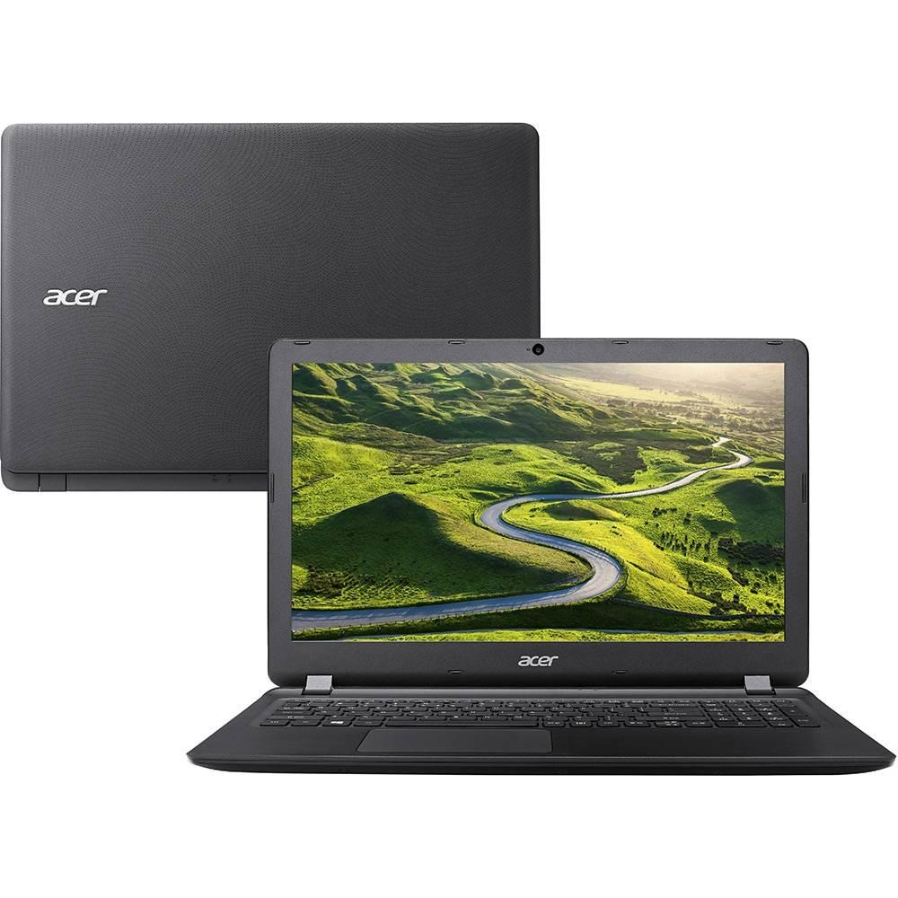 70a5dc7bf Notebook Acer Es1 Core I3 4gb 1tb Tela Led 15
