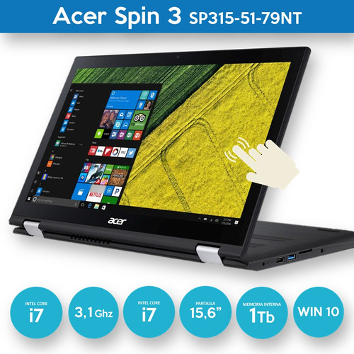 notebook acer intel