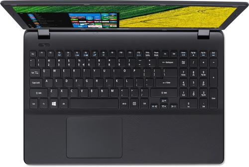 notebook acer intel celeron quad core 4gb ram 500gb hd 15.6