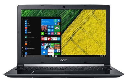 notebook acer intel® core