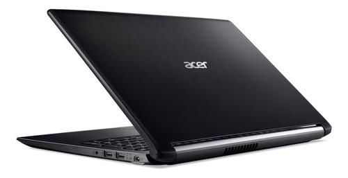notebook acer intel core i5 7200u 4gb 1tb 15.6 w10 bt