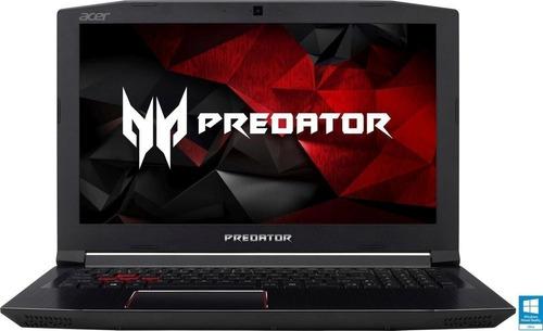 notebook acer predator helios 300 15.6 intel i7