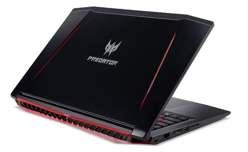 notebook acer predator i7 7700hq,16gb,gtx 1060 6gb unicas!!!