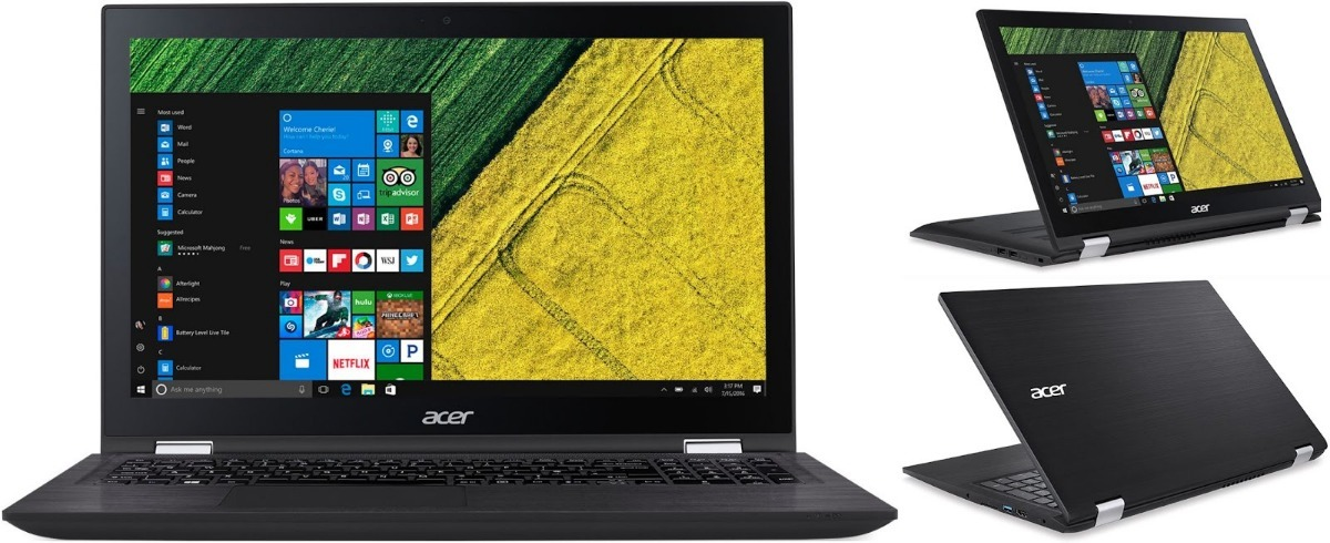 ba4ce13a33be0 Notebook Acer Spin 3 Sp315 I3 - Venta Opermuto Por Ps4 -   14.800,00 ...