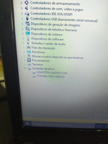 notebook acer ssd