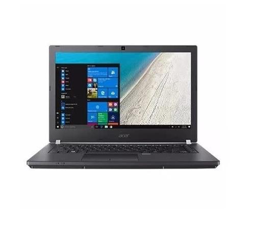 notebook acer tmp449 intel i7 7500u 8gb 256ssd w10p la plata