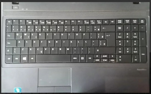 notebook acer travelmate 5335