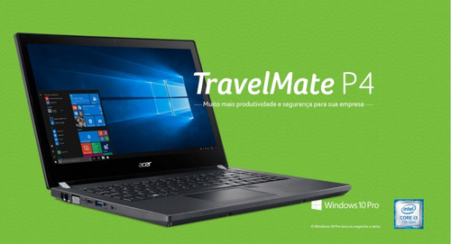 notebook acer travelmate intel core i3 4gb 1tb tela led 14