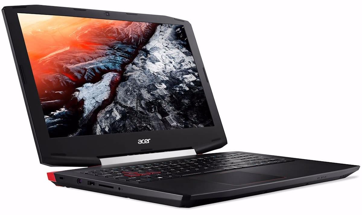 Notebook Acer Vx15 I7 7ma 8gb Ssd 1tb 256 Ssd Nvida 1050 4gb